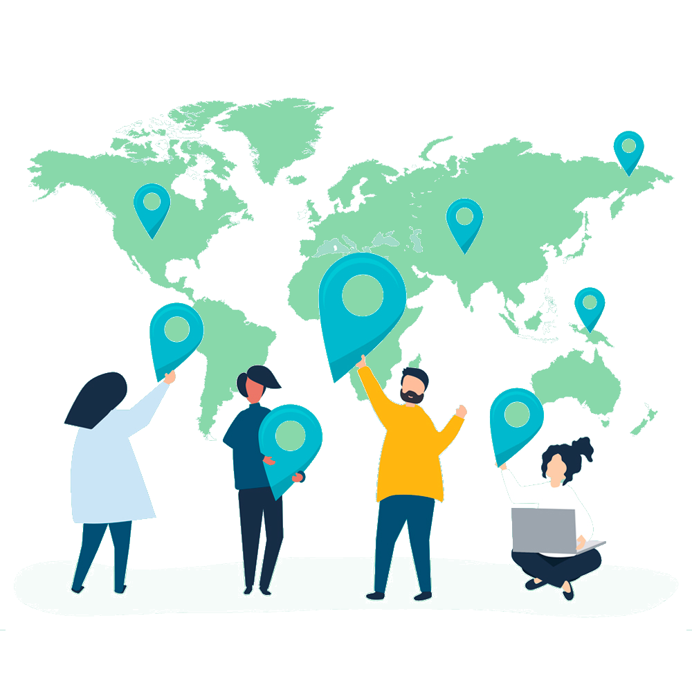 geographical analysis for customers